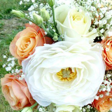 Mariage aux couleurs d'automne